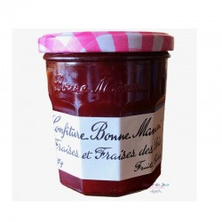 Strawberry and Wild Strawberry Jam - Bonne Maman
