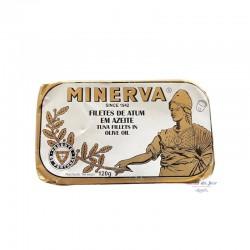 Tuna Fillets in Olive Oil - Minerva