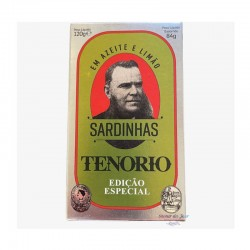 Sardines in Olive Oil with Lemon - Special Edition - Tenorio