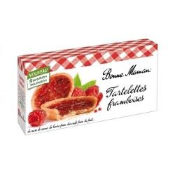 Bonne Maman Tartlets - Raspberry