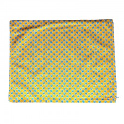 Provence Coated Placemat - Olive Mimosa Yellow