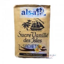 French Vanilla Cane Sugar - Alsa
