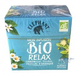 Herbal Tea Organic Relax -...