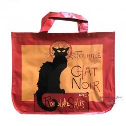 French Tote Bag - Tournee du Chat Noir