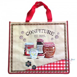 French Tote Bag - Confiture...