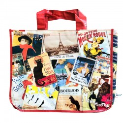 French Tote Bag - Affiches...