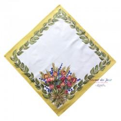 Provence Napkin - Roses...