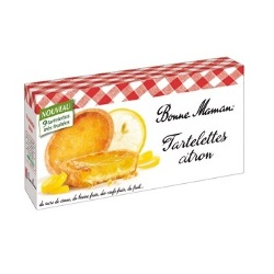 Bonne Maman Tartlets - Lemon