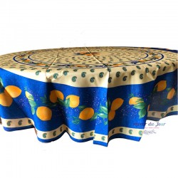 Provence Round Tablecloth -...
