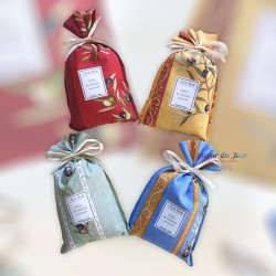 Provence Herbs in Linen Bag - L'Olive Bleue