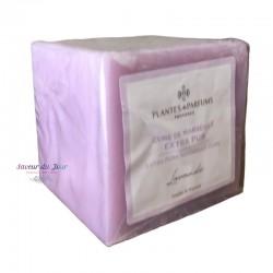 Marseille Soap Cubes - Plantes et Parfums - lavender