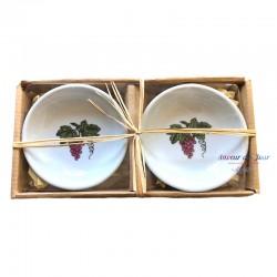 Mini Bowls Gift Set - Grape
