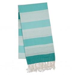 Fouta Towel - Large - Aqua...
