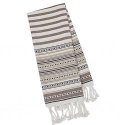 Towel Fouta - Small - Beige...