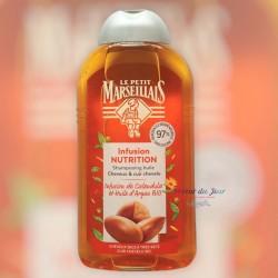 Le Petit Marseillais Organic Shampoo - Calendula and Argan Oils