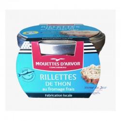 Tuna Rillettes w/ Creamy Cheese - Mouettes d'Arvor