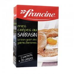 Francine Instant Buckwheat Crepes Mix- Sarrasin (15.5 oz)