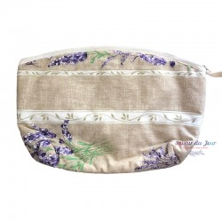 Provence Pouch - Valensole Beige - Large