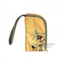 Provence Pouch - Olives...