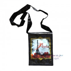 French Small Tote Bag-...