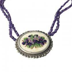 Violettes - French Vintage...