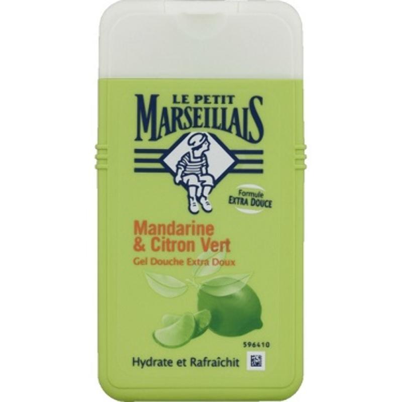 Le Petit Marseillais Shower Cream - Mandarin and Lime