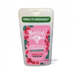 Le Petit Marseillais Shower Cream - Organic Redcurrant Mint