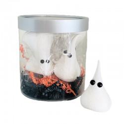 Boo Ghost Meringues Box - Délice Glacé