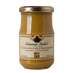 Honey Dijon Mustard with Balsamic Vinegar