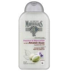 Le Petit Marseillais Shampoo - Sweet Almond and Linen