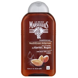 Le Petit Marseillais Shampoo - Shea and Argan Oils