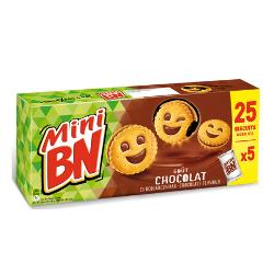 Mini Choco BN Cookies - Chocolate