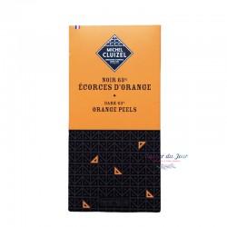 Dark Chocolate 63% with Orange Peels - Michel Cluizel