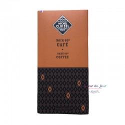 Dark Chocolate 60% Coffee - Michel Cluizel