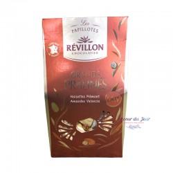 Papillotes - Milk Chocolate Grands Pralinés - Révillon