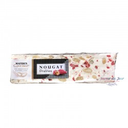 Soft Nougat Bar with Pink...