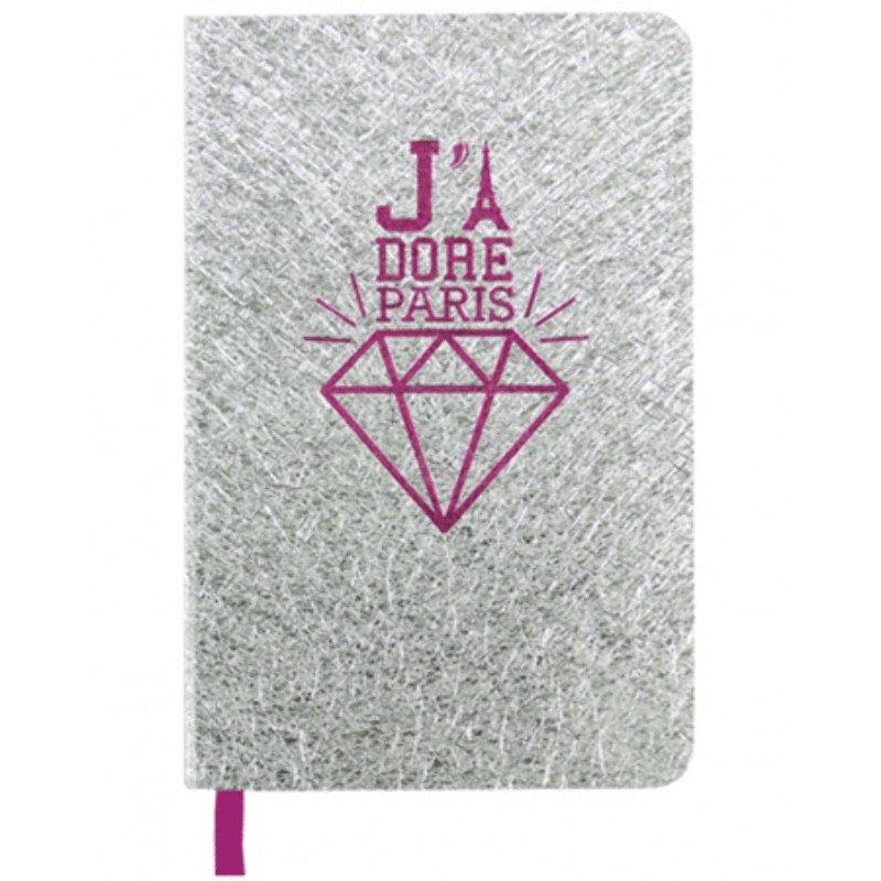 French Notebook - J'adore Paris<br>