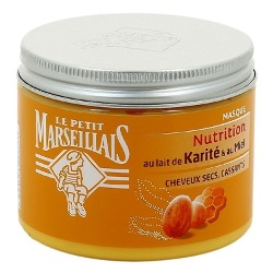 Le Petit Marseillais Hair Mask - Shea Milk and Honey