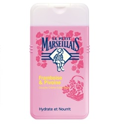 Le Petit Marseillais Shower Cream - Raspberry and Peony