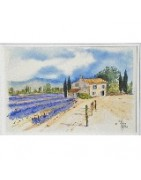 French Paintings to Buy Online. Art from Provence, France